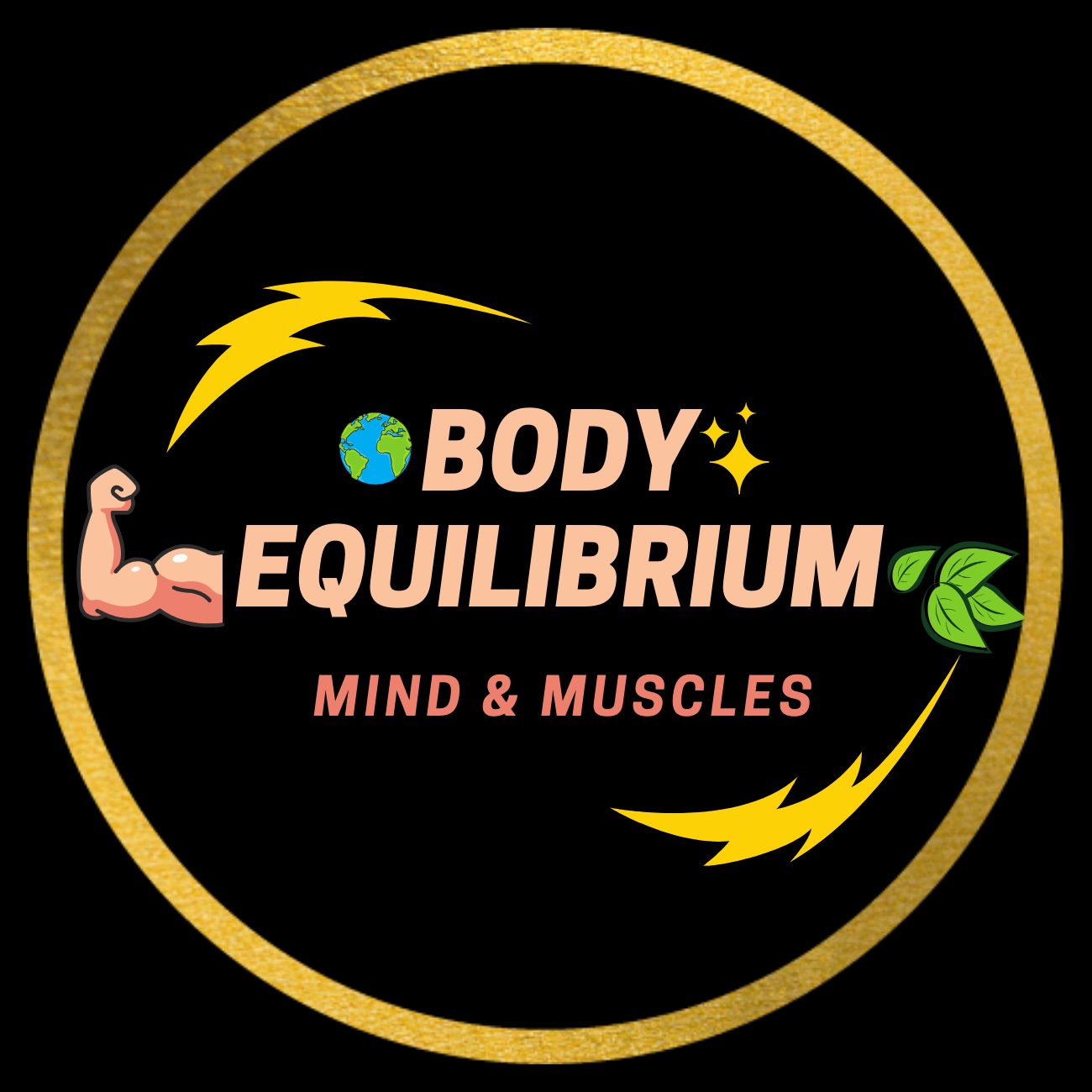 The Body Equilibrium Logo